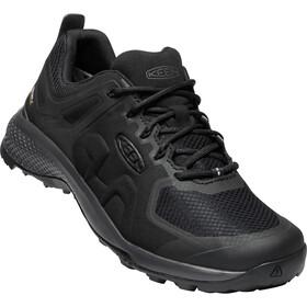 Keen Explr WP Shoes Herre Black/Magnet